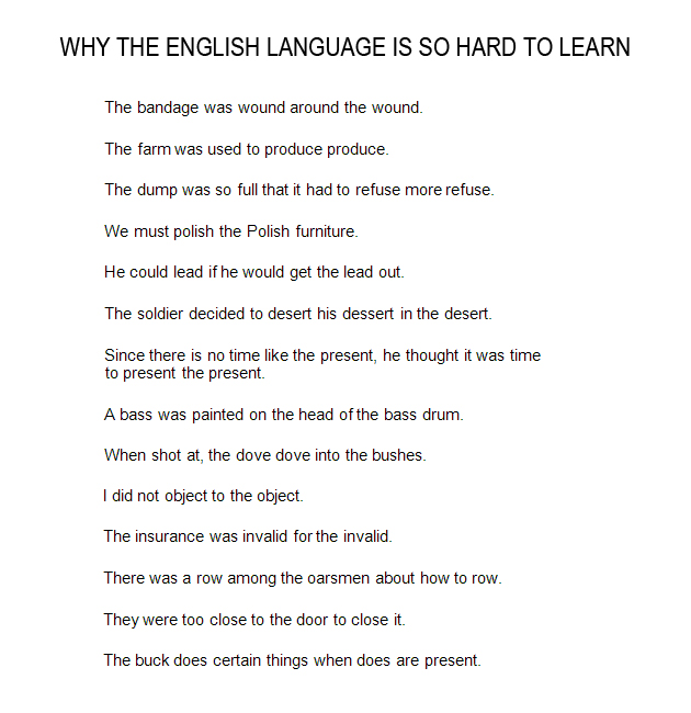 what i learned in english 101 essay